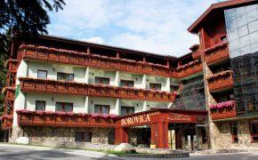 Wellness Hotel Borovica exteriér