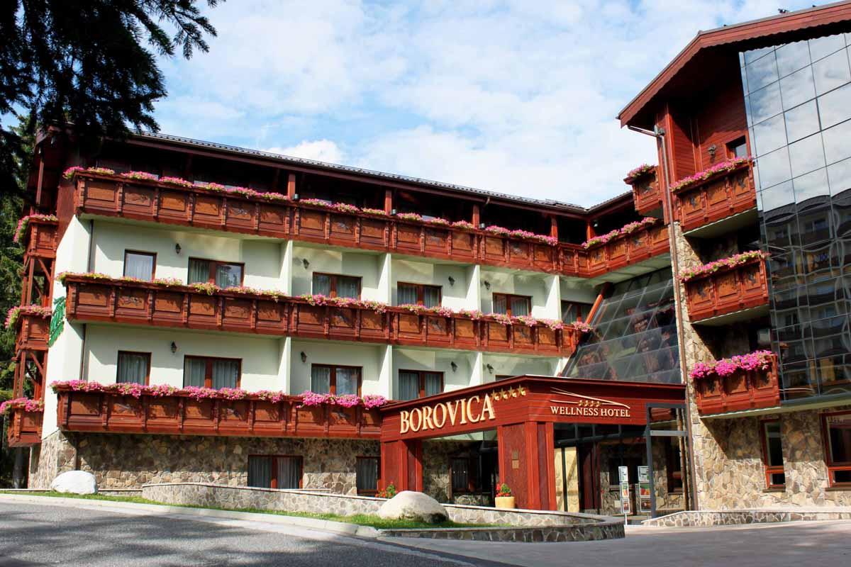 53d9cd0a37 Wellness Hotel BOROVICA    . Tatry ...