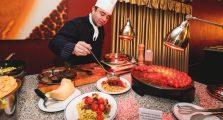 Hotel Slovan - živé varenie