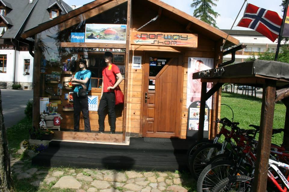 NorwayShop - obchod