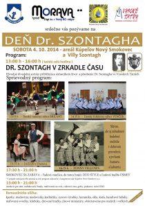 A plagat Dr. Szongath