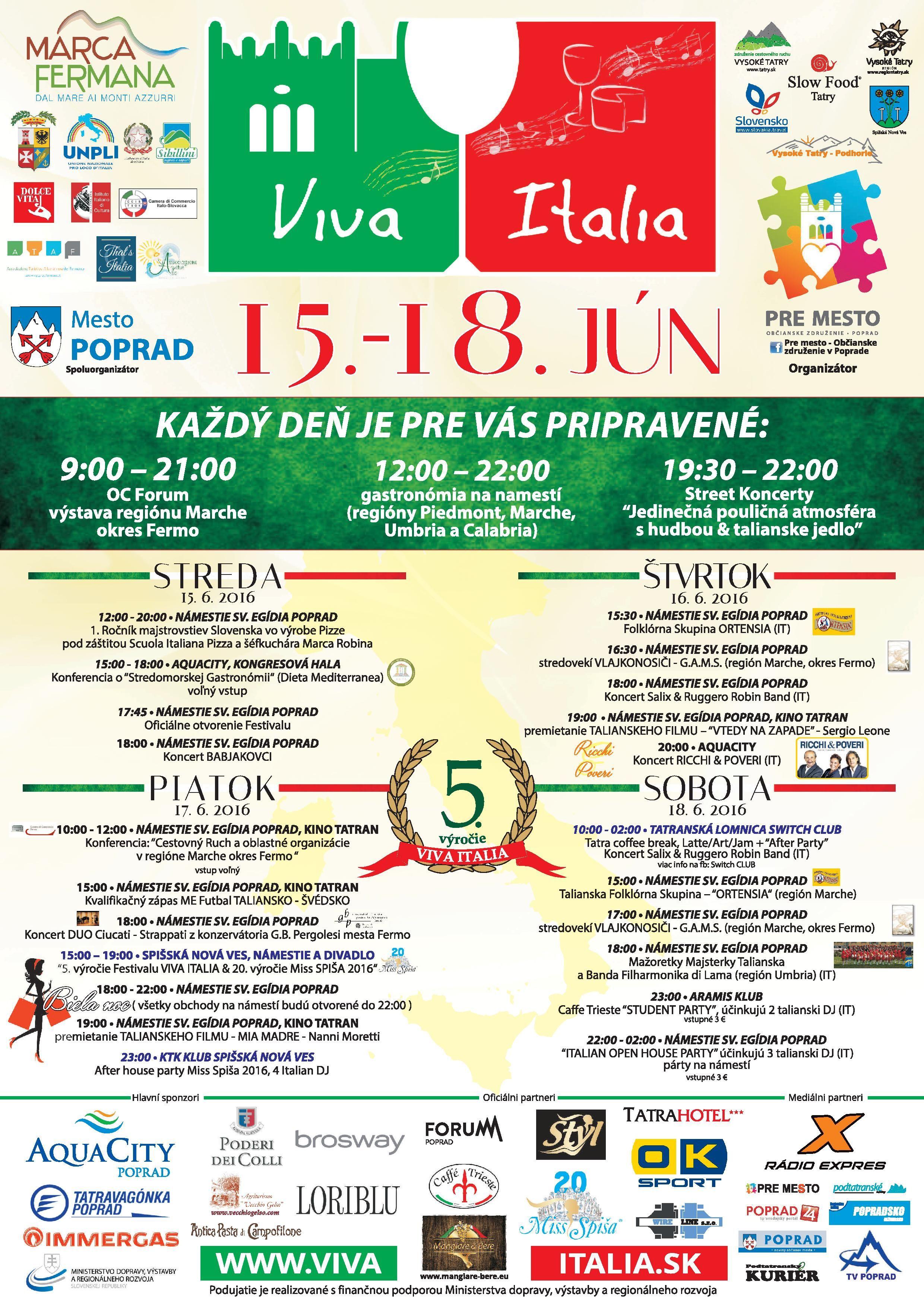viva italia 2 1994