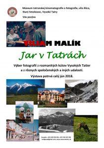 Jar v Tatrách Viliam Malík