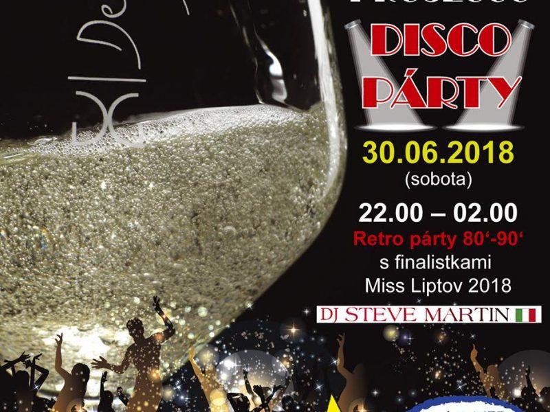 PLAGAT PROSECCO PARTY