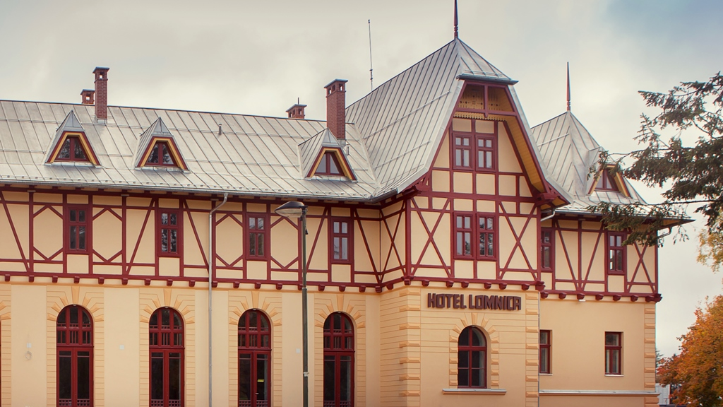 Galéria v Hoteli Lomnica ****