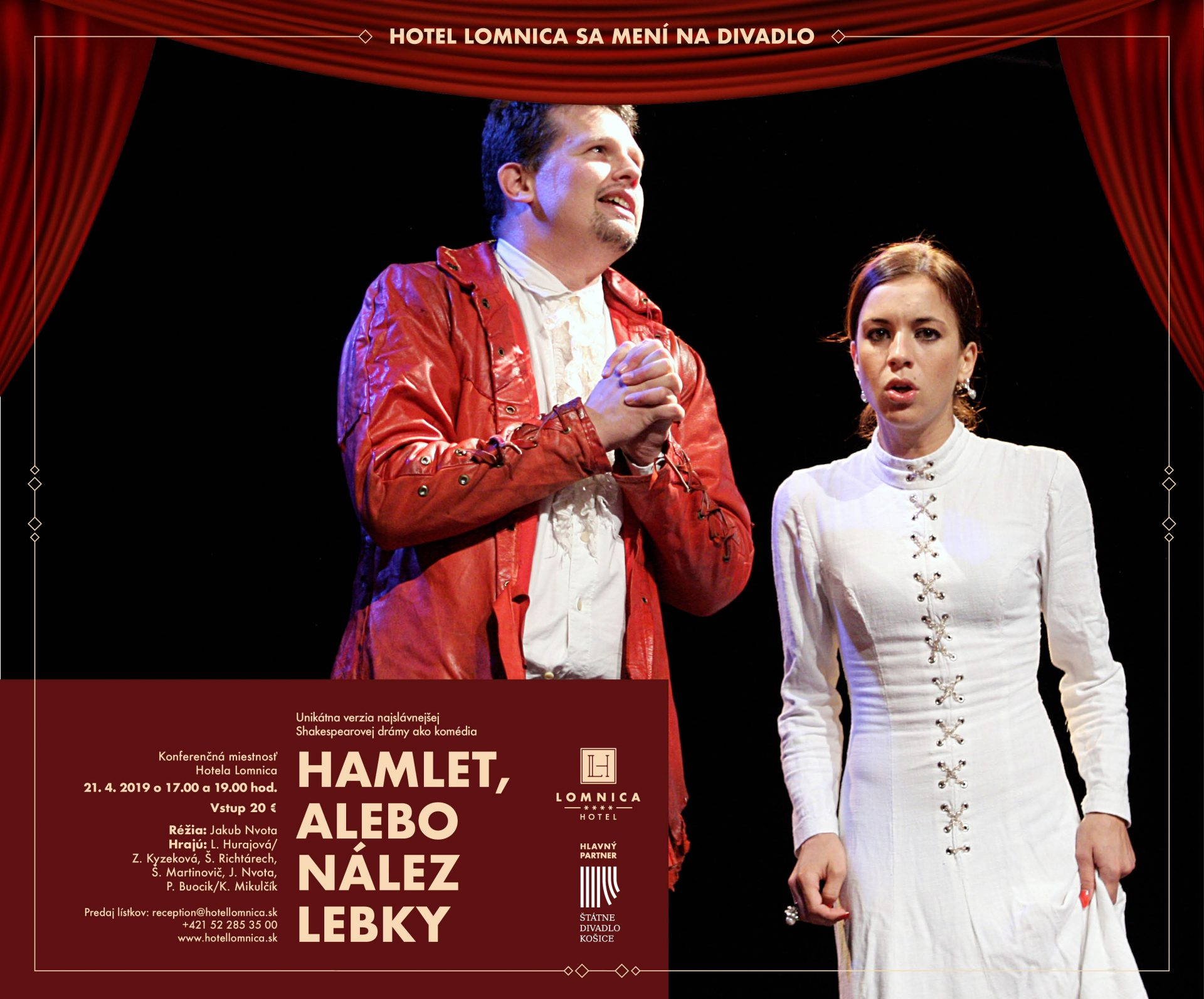 Hamlet alebo nález lebky