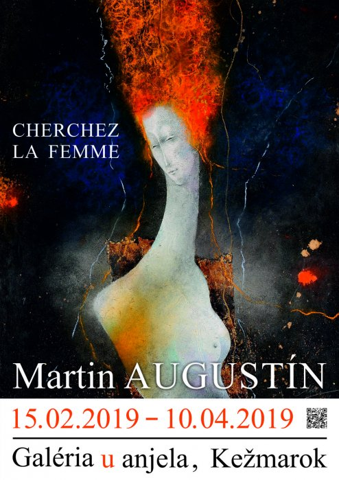 Cherchez La Femme – Martin Augustín