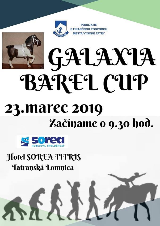 Galaxia Barel Cup