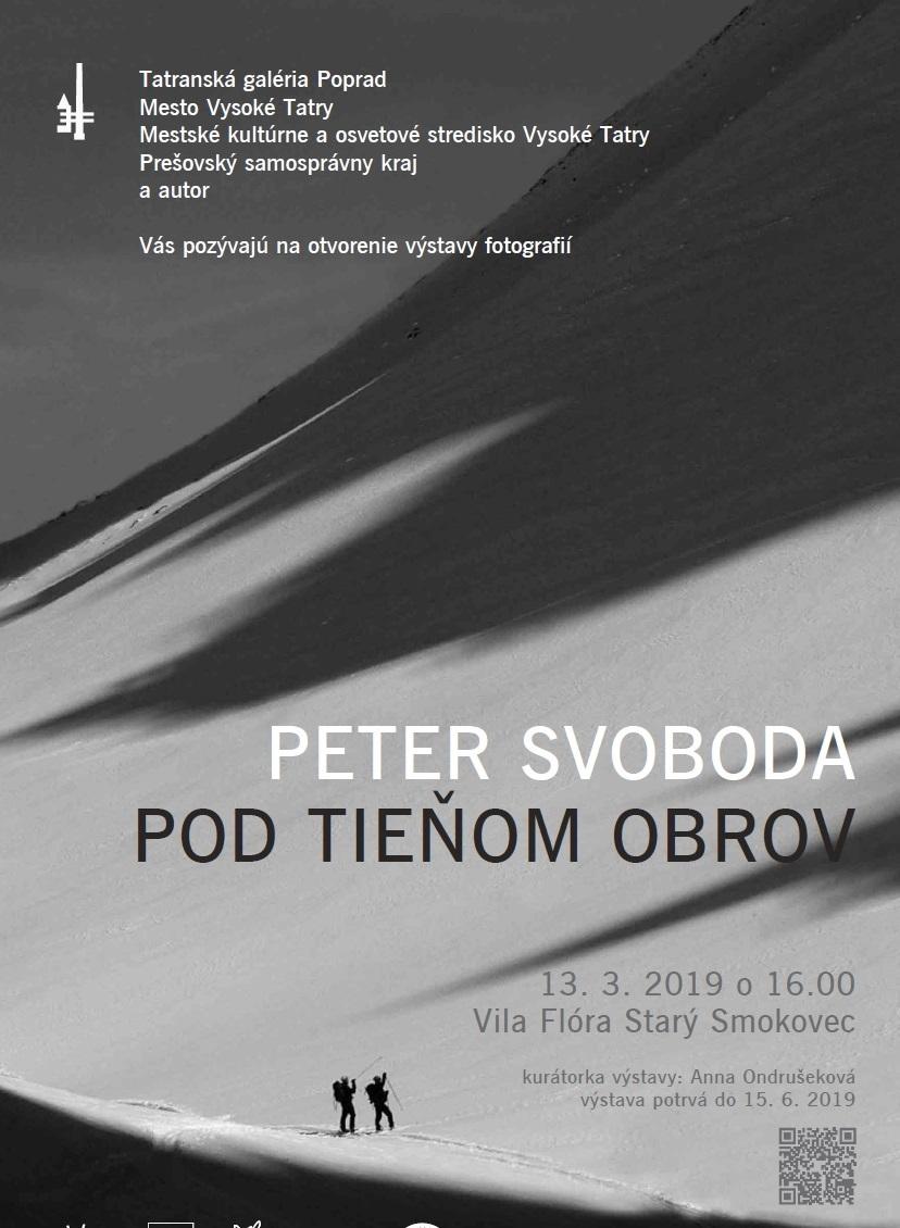 PETER SVOBODA – Pod tieňom obrov
