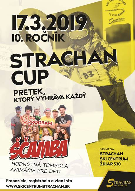 Strachan Cup 2019
