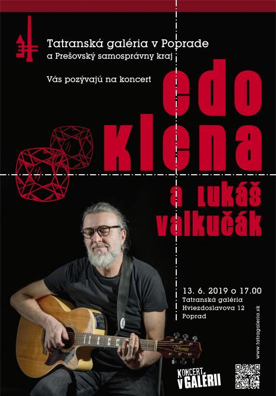 Edo Klena a Lukáš Valkučák