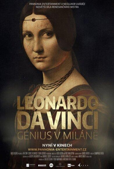 VIVA ITALIA – LEONARDO DA VINCI: GÉNIUS V MILÁNE