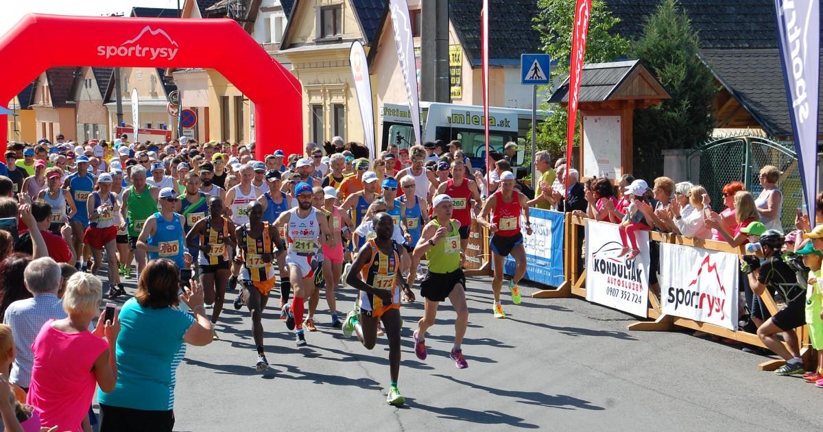 Malý štrbský maratón – 42. ročník