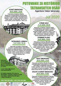 putovanie spredavzanie tatry historia