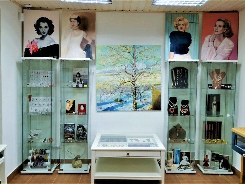 Galéria tatranský šperk
