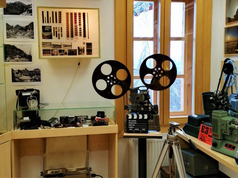 Múzeum tatrankej kinematografie a fotografie