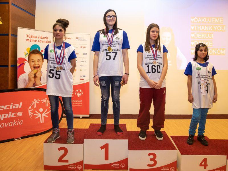 Na vyhlásenie výsledkov čakali športovci v napätí, medaila každého potešila