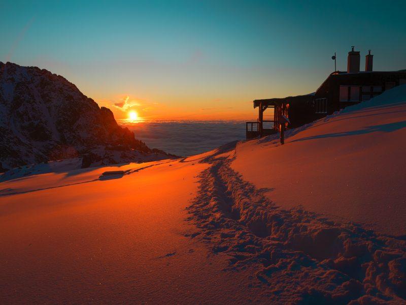 Zapad slnka TCH