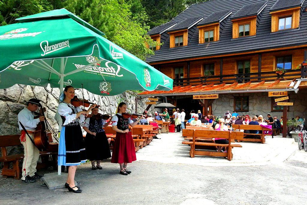 popradske pleso restauracia tatry bufet