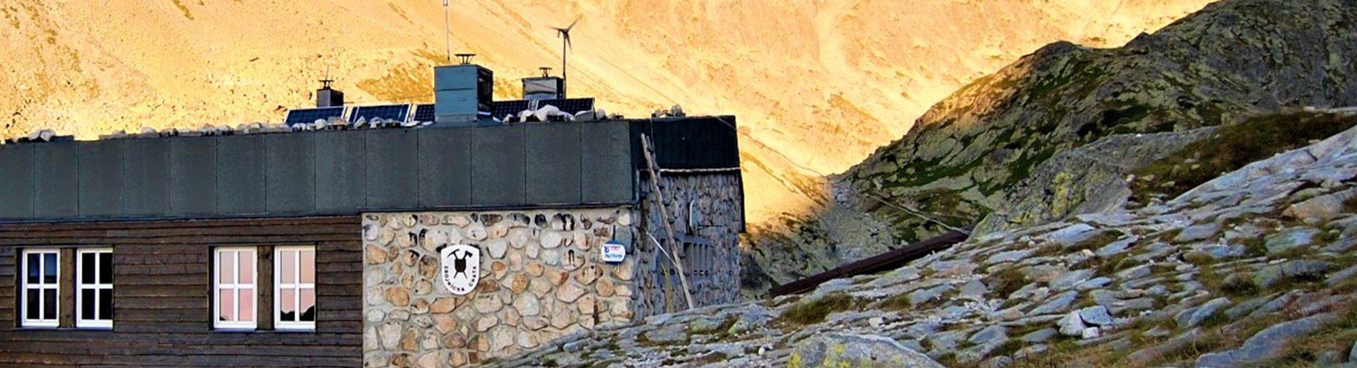 tatranska lesna rozpravka zbojnicka chata
