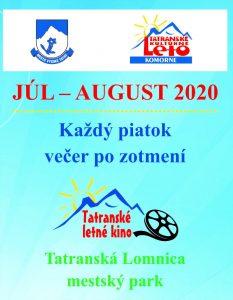 tatranske kulturne leto 2020