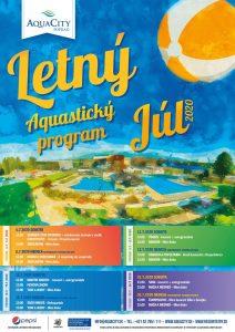 aqua city poprad program leto