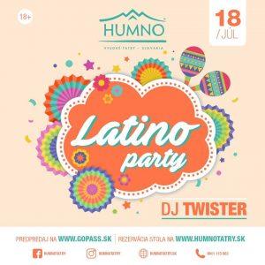 humno tatry latino party