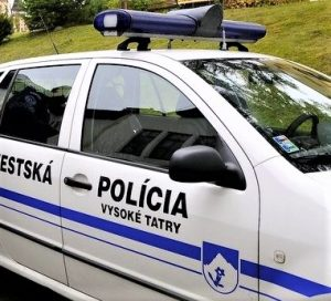 mestska policia vysoke tatry