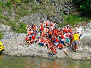 rafting dunajec pieniny cerveny klasto