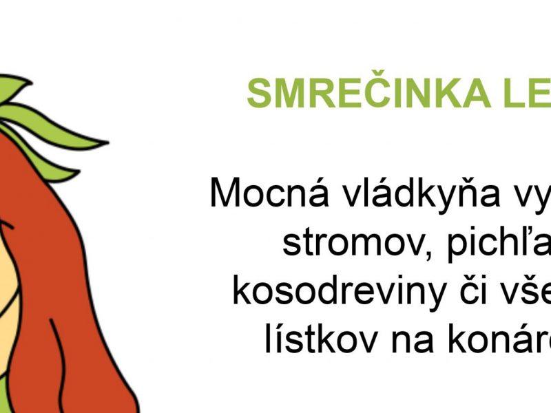 smrecinka-lesna