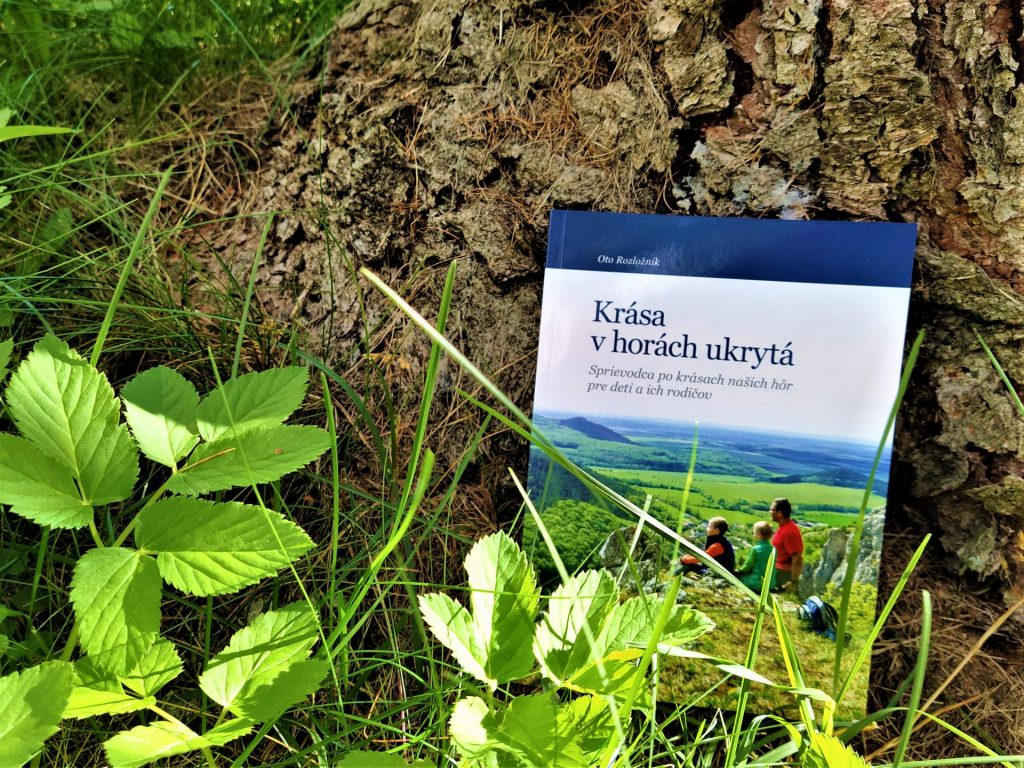 krasa v horach ukryta kniha