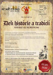 Deň histórie
