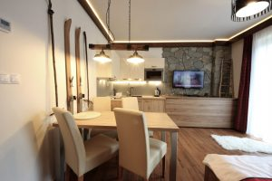 4roses apartments ubytovanie tatry