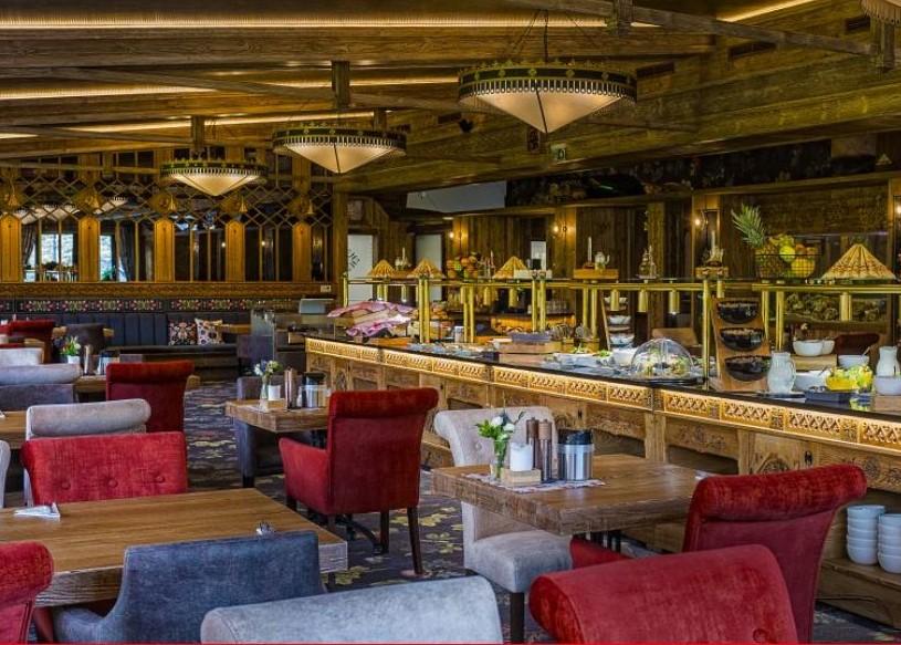 restauracia hotel bachledka strachan zdiar