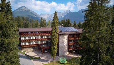 wellness hotel borovica tatry