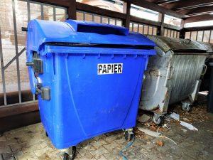 komunalny odpad mesto vysoke tatry