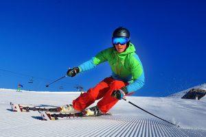 vysoke tatry lanovka lyzovanie zima