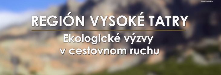 video gregor mares ekologicke vyzvy v cestovnom ruchu tatry