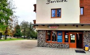 potraviny fresh borievka tatranska lomnica