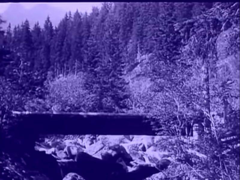 Most na ceste z Tatranskej Polianky na Sliezsky dom2