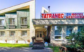 hotel tatranec lomnica vysoke tatry