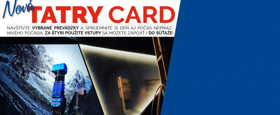 tatry card web