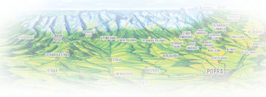 zdruzenie cestovneho ruchu vysoke tatry