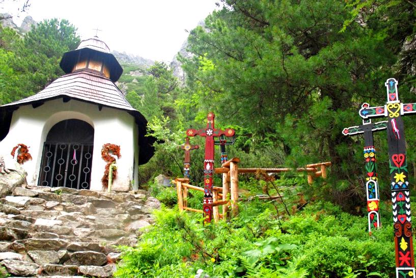 symbolicky cintorin spomienka tatry